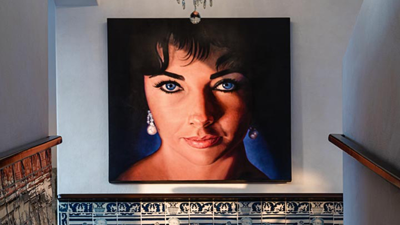 casa kimberly intro images elizabeth taylor portrait