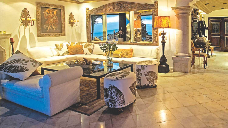 Casa Las Dos Hermanas in Conchas Chinas, Sherri Narro Real Estate