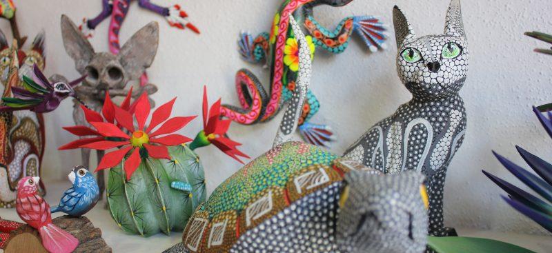 Oaxacan Art Based in Sayulita - 2