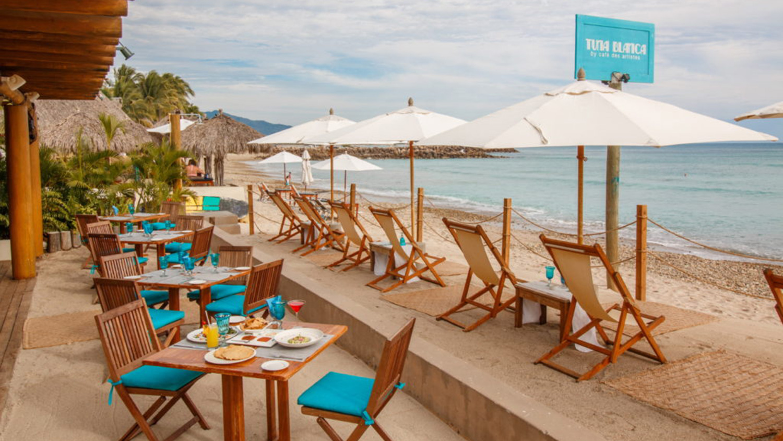 tuna blanca restaurante en puerto vallarta