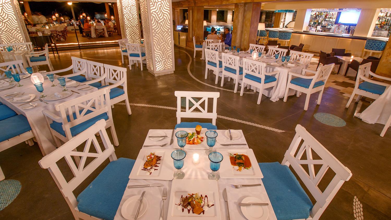 Tuna Blanca Punta Mita Dinner Restaurant