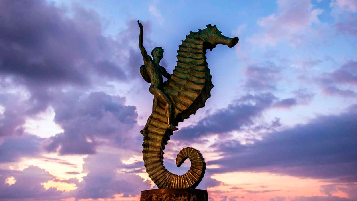 Limited Edition Of Vallarta Iconic Sculpture Now Available