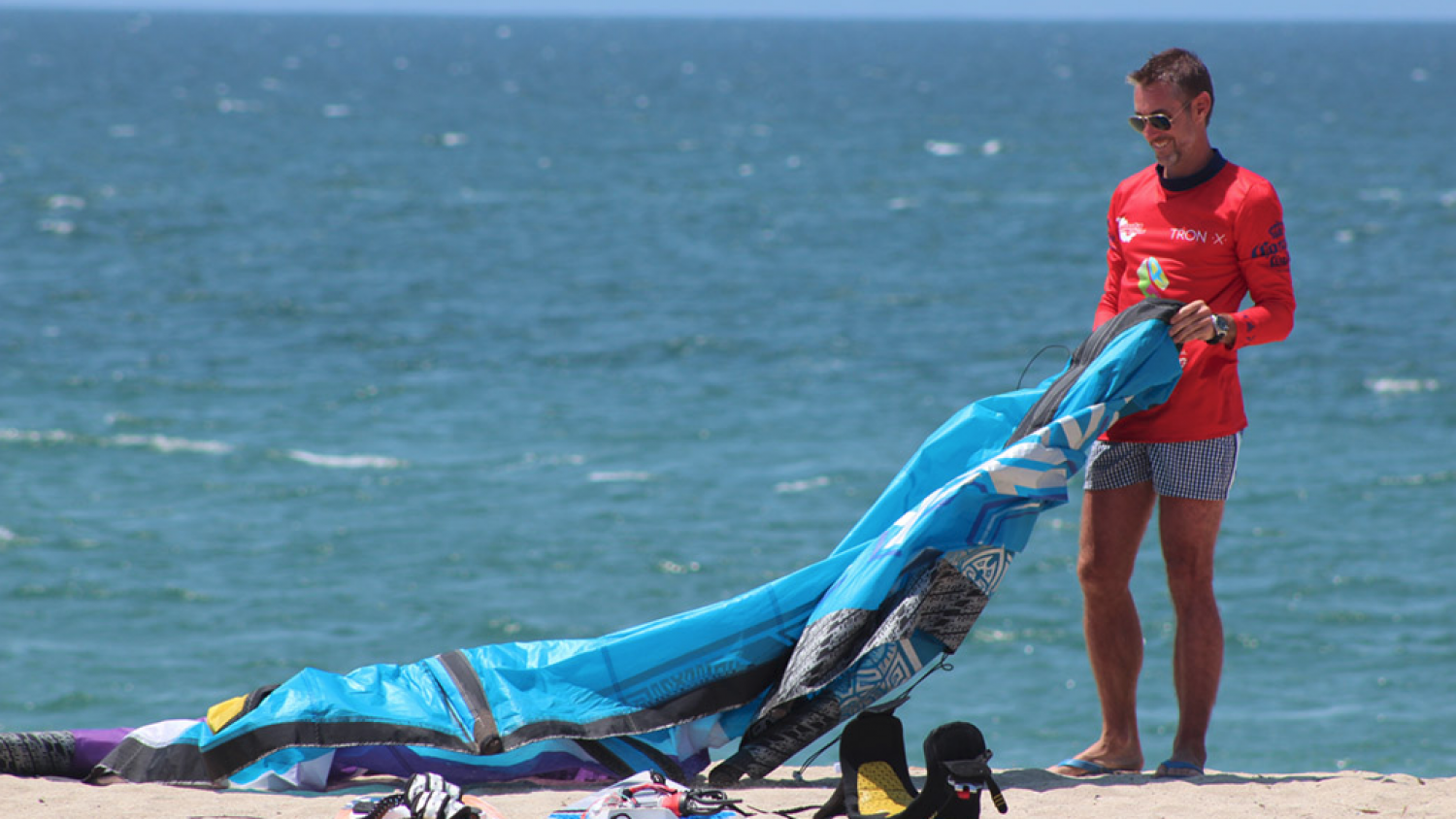 Five Quick Facts About Kitesurfing