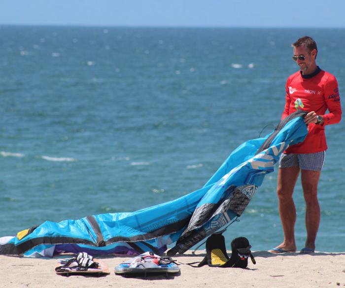 Cinco curiosidades sobre el Kitesurfing
