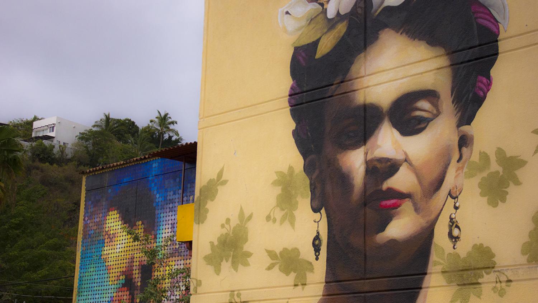 Art Takes Over the Urban Landscape in Puerto Vallarta