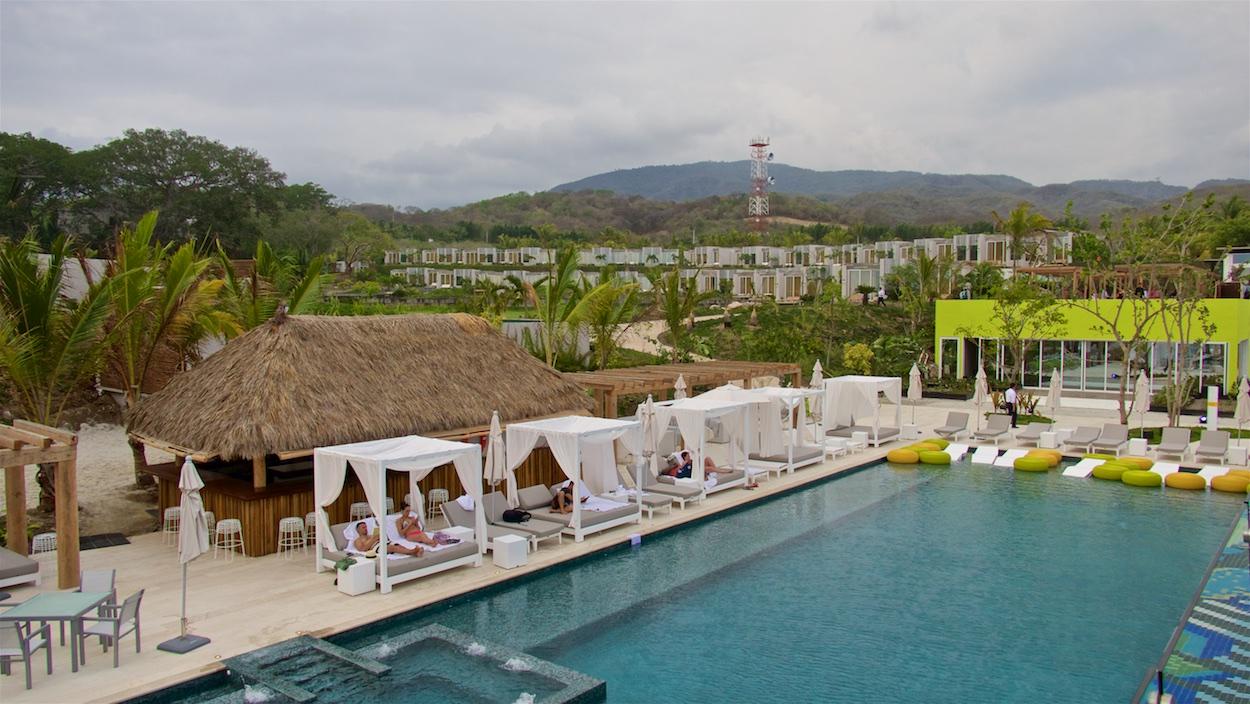 new w hotel punta de mita opens to the public vallarta