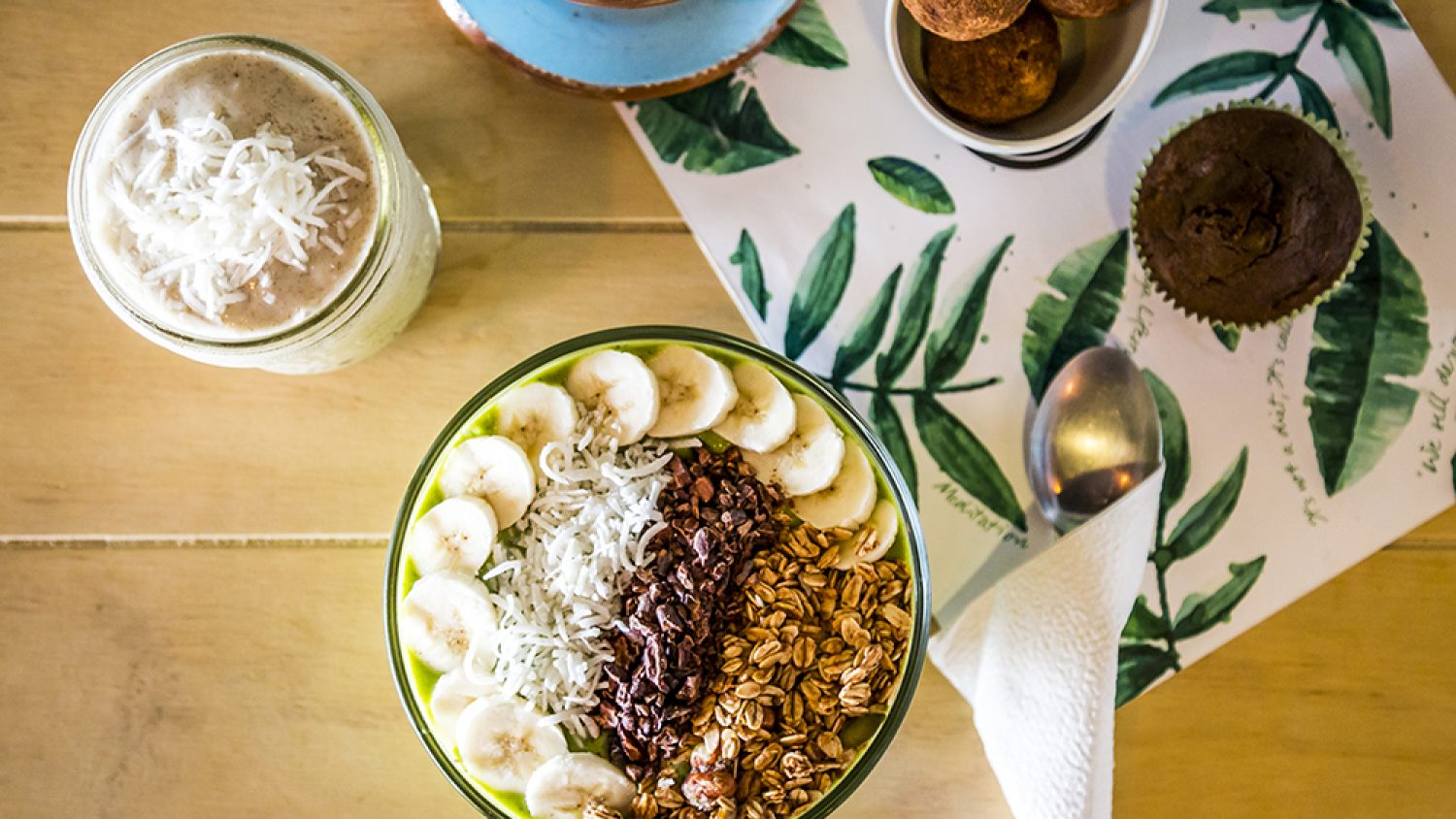 5 Fast-Food Lunches Served at The Yogi Bar That Are Actually Healthy