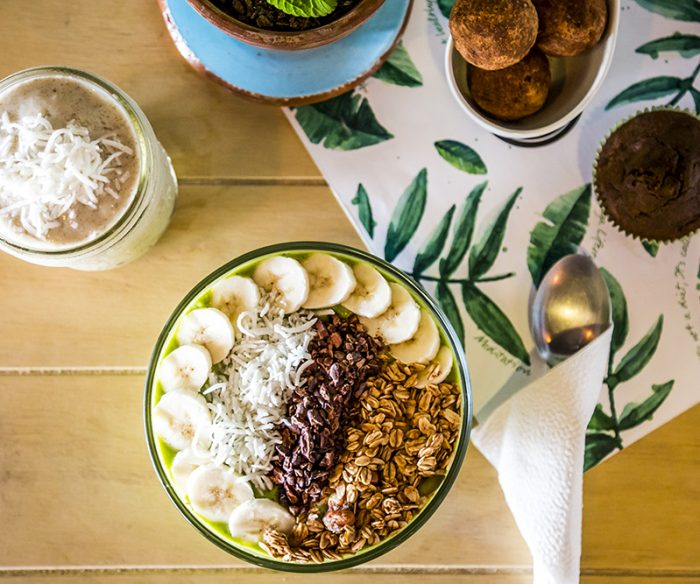 5 snacks deliciosos y saludables en The Yogi Bar