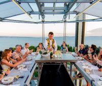 Dinner in the Sky Comes to Puerto Vallarta