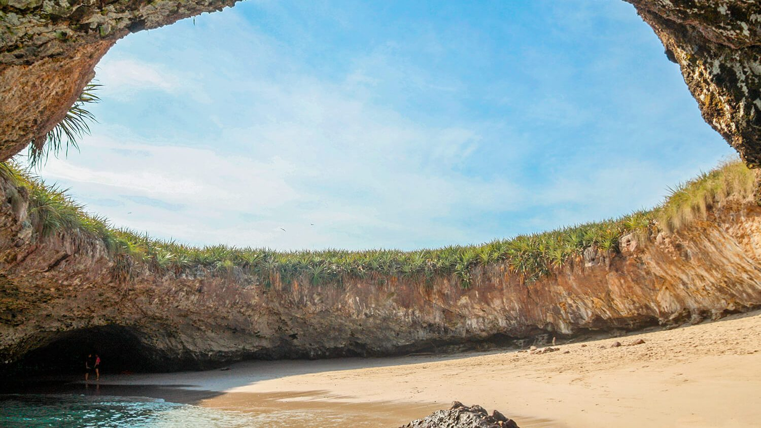 Playa Del Amor Among Nat Geo's Top 21 Beaches in the World