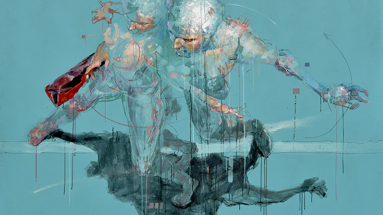 Rediscover Human Anatomy in Xolotl Polo's Paintings