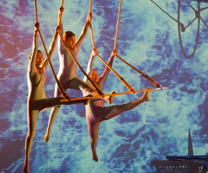 """Circo de los Niños presenta """"Sueño de una Noche de Verano"""""""