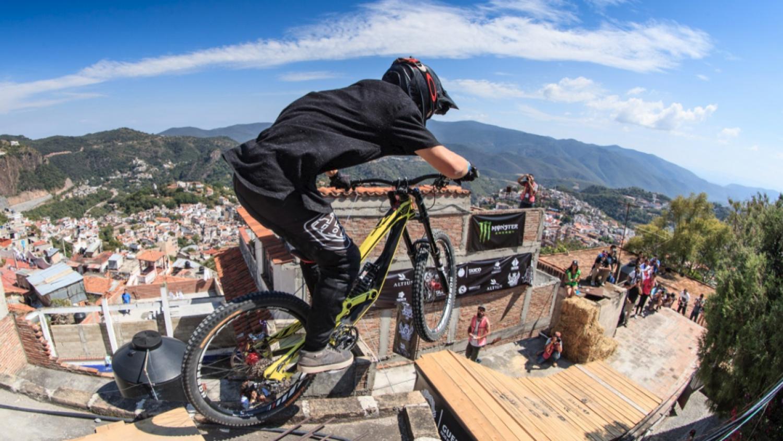 Puerto Vallarta Will Host Downhill Mountain Bike Competition