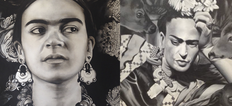 Frida (and other Fearless Women) Will Take Center Stage at Art Vallarta - 2