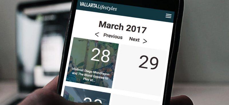 VallartaLifestyles.com Launches Events Calendar - 2