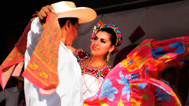 Folklore Festival in Puerto Vallarta