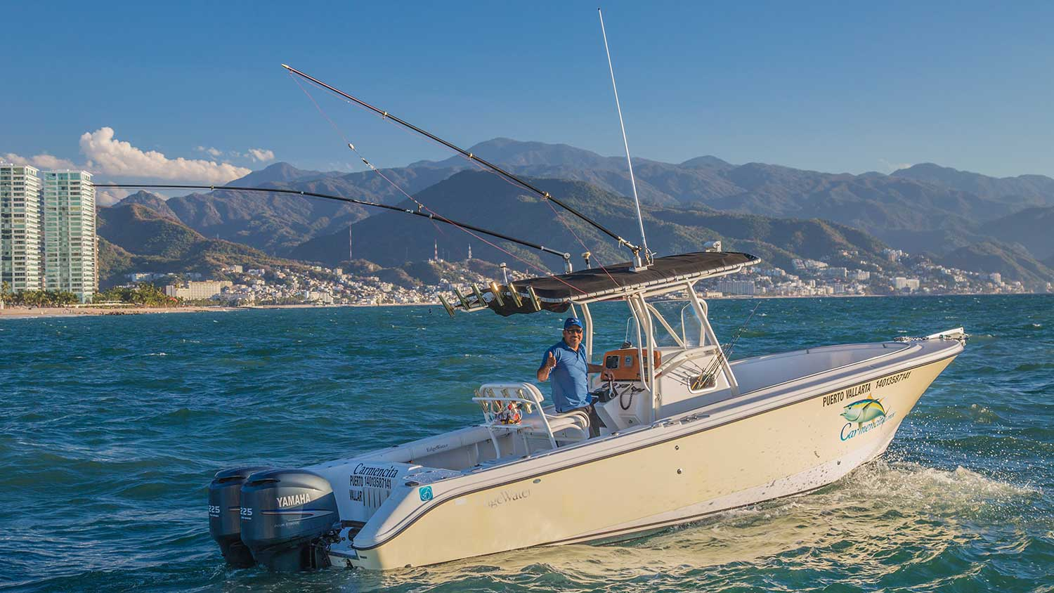 Sport fishing charters vallarta lifestyles for Sport fishing charters