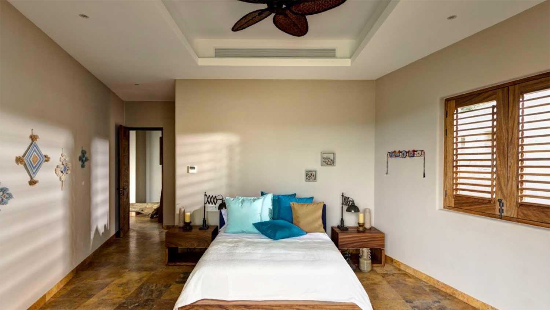 Villa Punta Paraíso, bedroom.