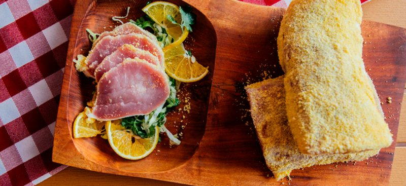 Seasons PV Presents Their Own Canadian Bacon Recipe - 2