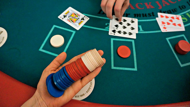 Casino Night Fundraising at Los Mangos Library