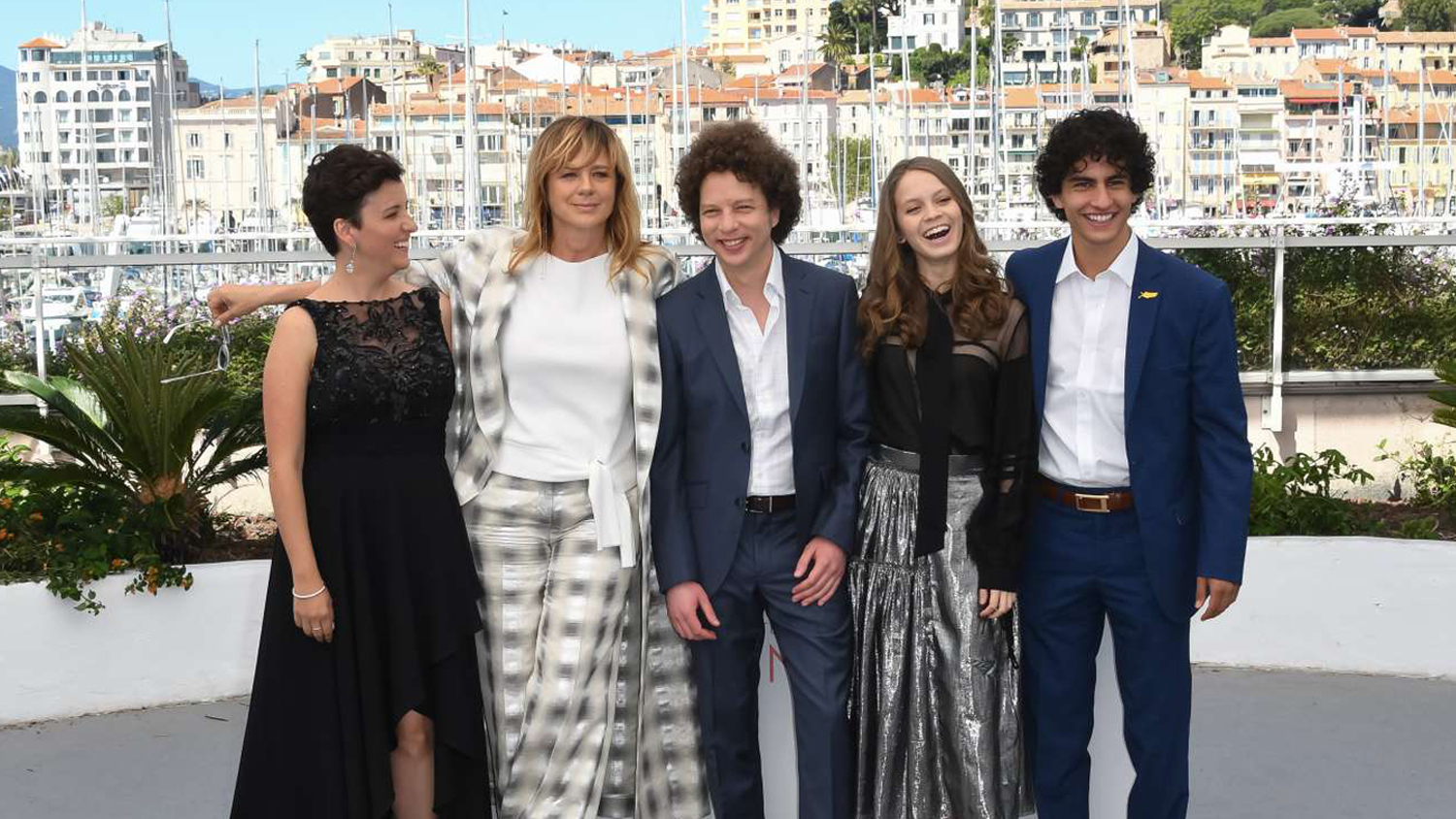 Hijas de Abril, Cannes Festival - Photo Credit: gotceleb.com