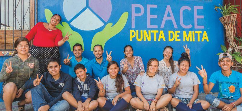 Peace Punta de Mita to Celebrate Community Market - 2