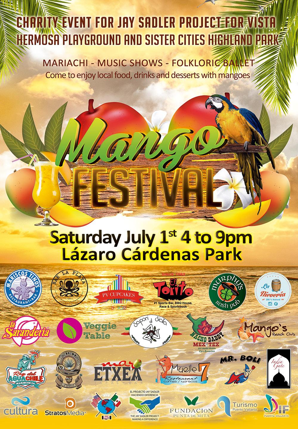 Mango Festival Puerto Vallarta