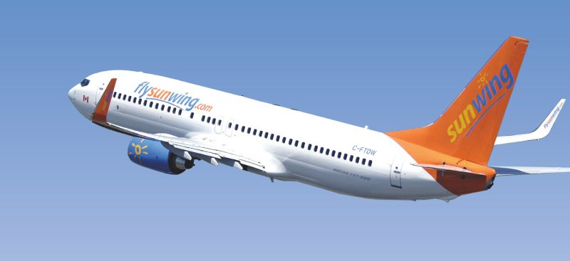 Sunwing Airlines To Offer Victoria - Puerto Vallarta Vacation Packages - 2