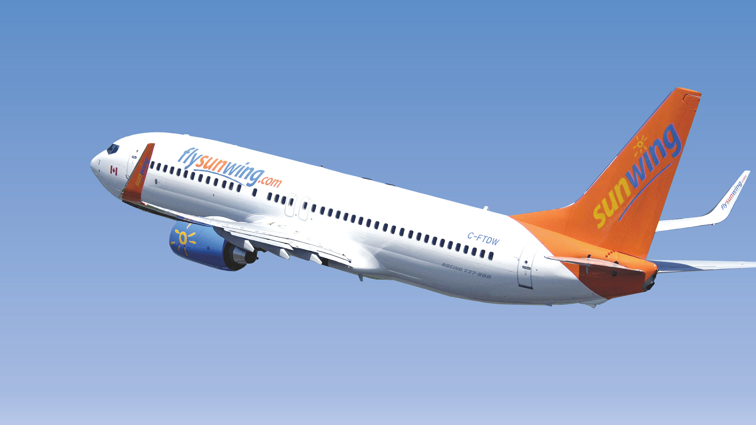 Sunwing Airlines To Offer Victoria - Puerto Vallarta Vacation Packages