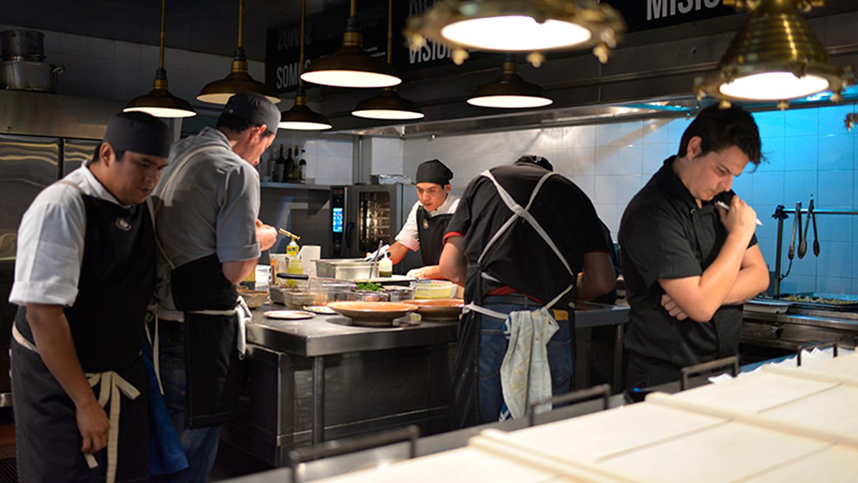 Chefs Joel Ornelas and Uriel Viveros Take Over Tintoque's Kitchen