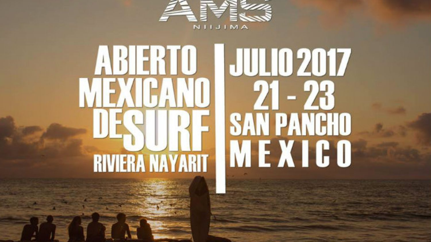 Riviera Nayarit Surf Open 2017
