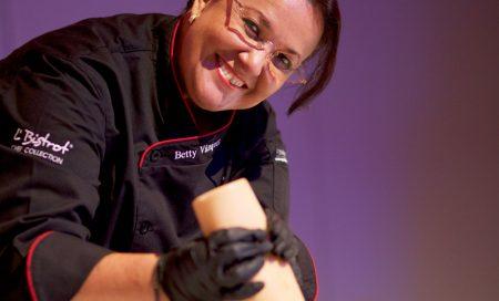 Chef Betty Vazquez