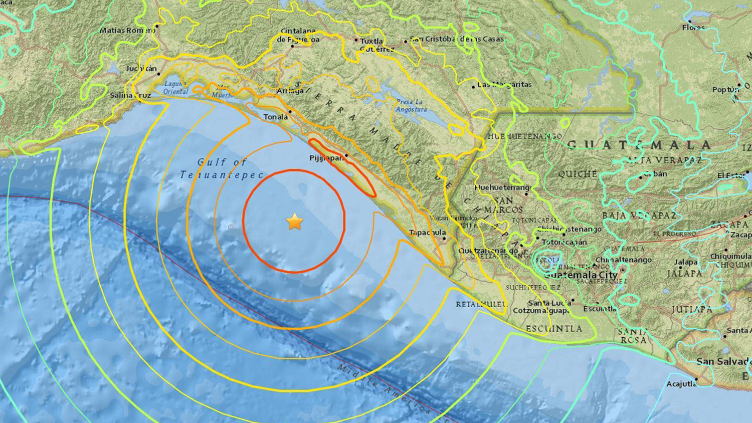 Puerto Vallarta Not Affected by Earthquake in Mexico