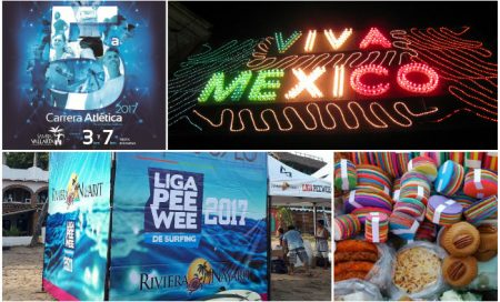 Riviera Nayarit Events September 2017