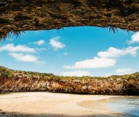 Hidden Beach Marietas Vallarta
