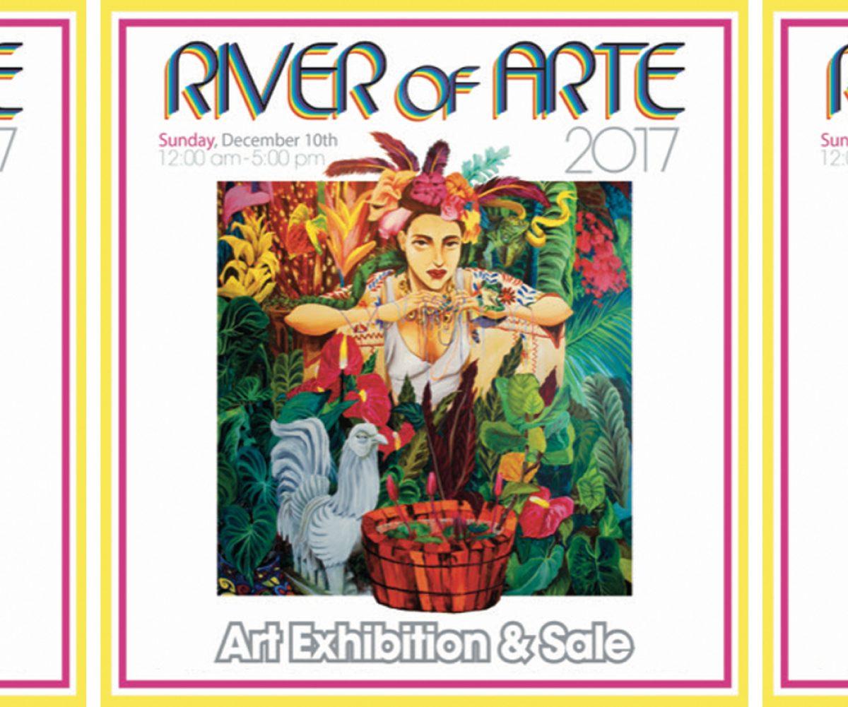 River of Arte Puerto Vallarta 2017