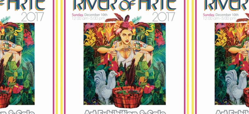 River of Arte Puerto Vallarta 2017 - 2