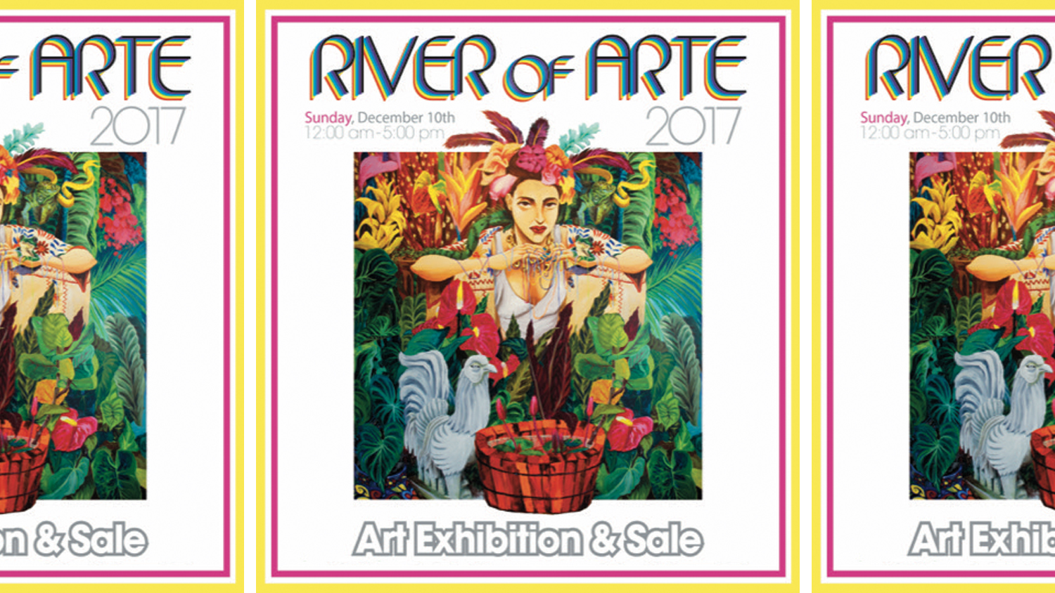 River of Arte Puerto Vallarta 2017
