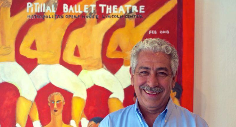 Meet and Greet Abelardo Favela at Galería Contempo