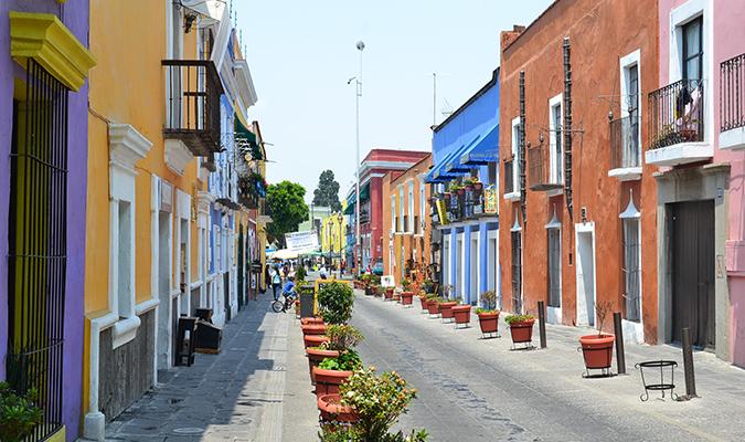 Travel City of Puebla de Zaragoza