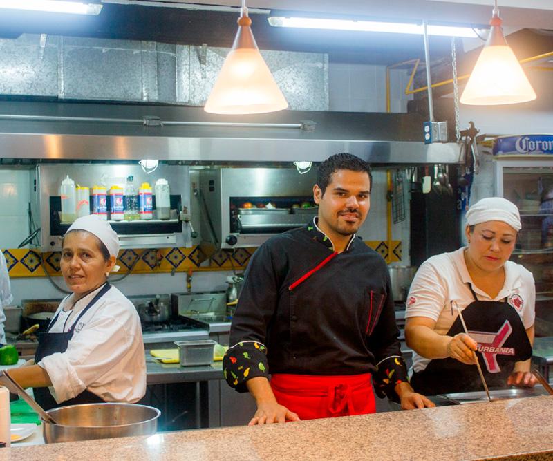 Restaurante Gaby's Renueva Instalaciones