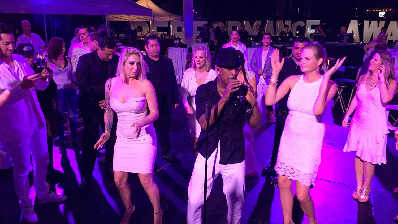 Grammy Award Winning Artist Ne-Yo Performs at W Hotel