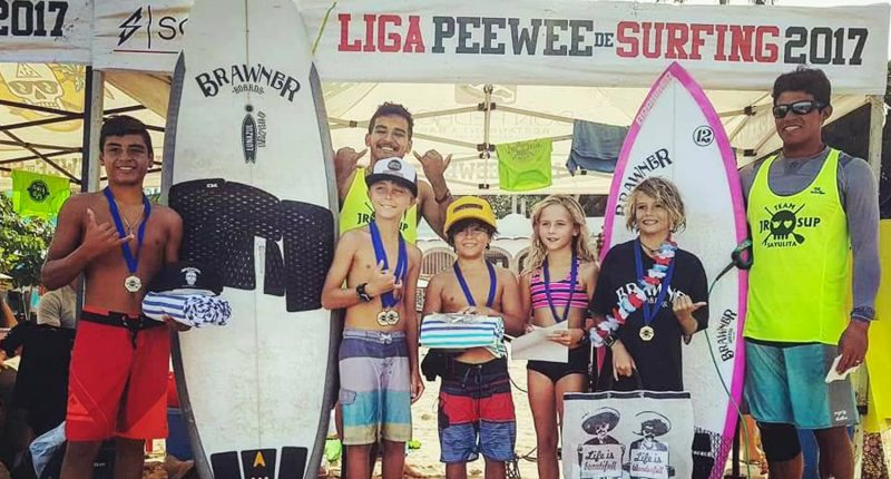 Pee Wee League will Bring Together Surf Enthusiasts in Sayulita