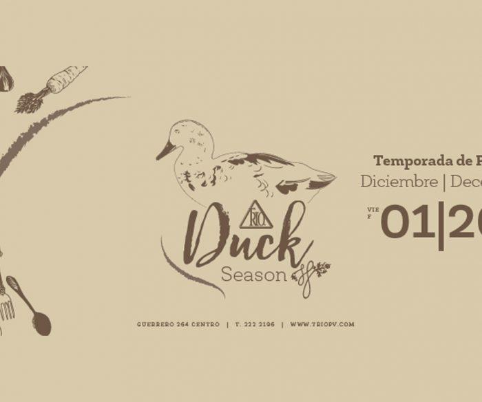 Trio Restaurant Puerto Vallarta Duck