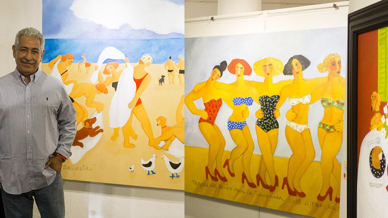 A Conversation with Artist Abelardo Favela