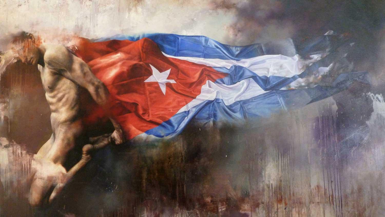 El galardonado pintor Yoel Diaz Galvez exhibirá en Galería Contempo