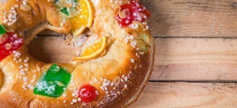 Rosca de Reyes Puerto Vallarta Mexico - 2
