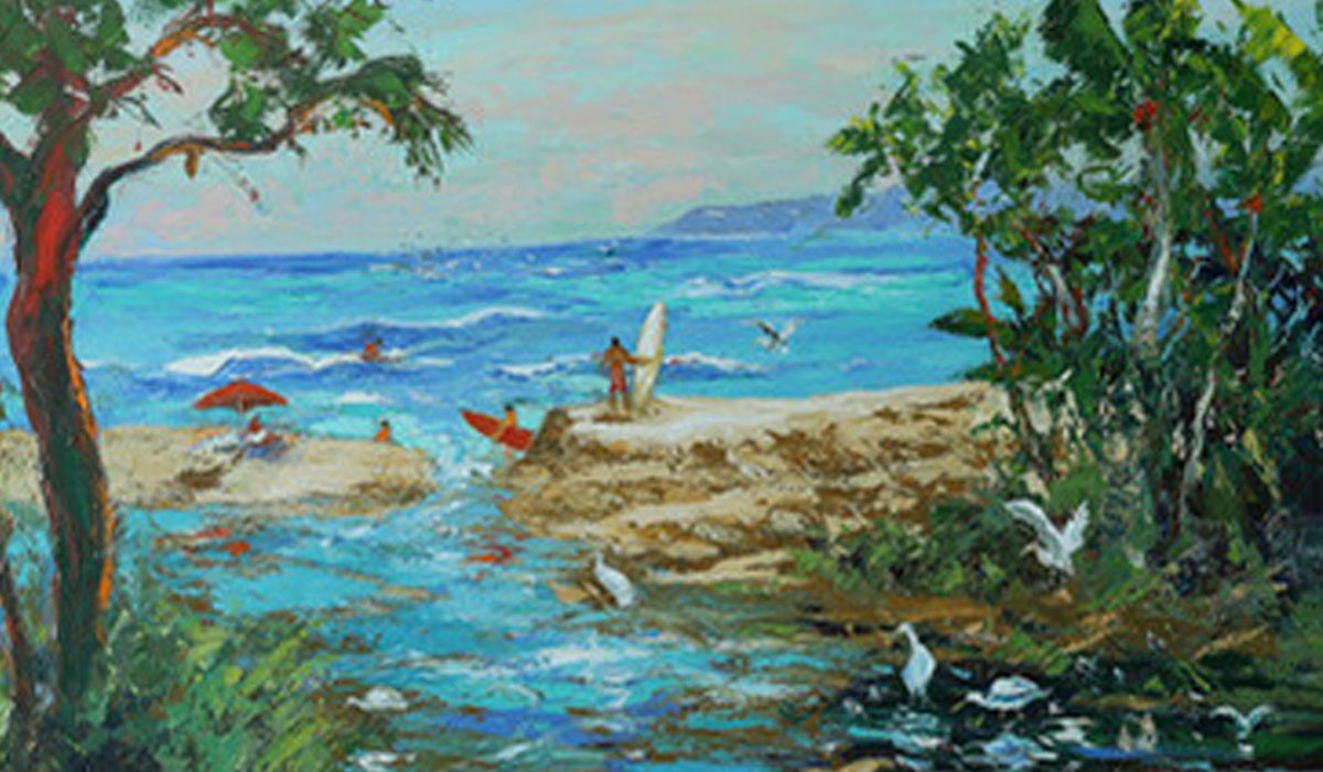Evelyn Boren 46th annual exhibition in Puerto Vallarta