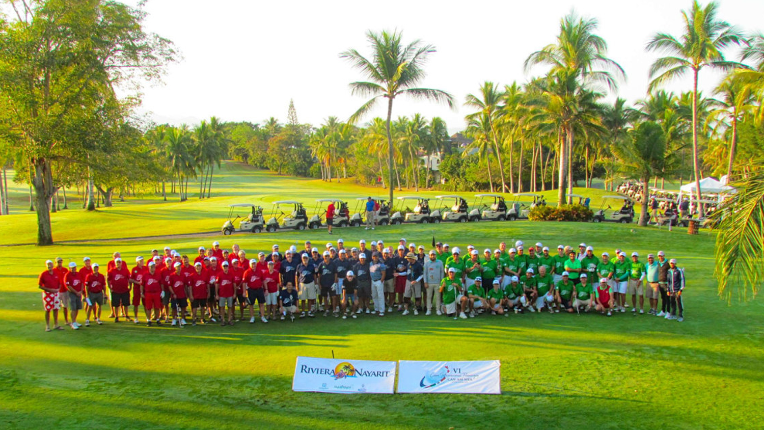 Flamingos Golf Cup 2018 Riviera Nayarit