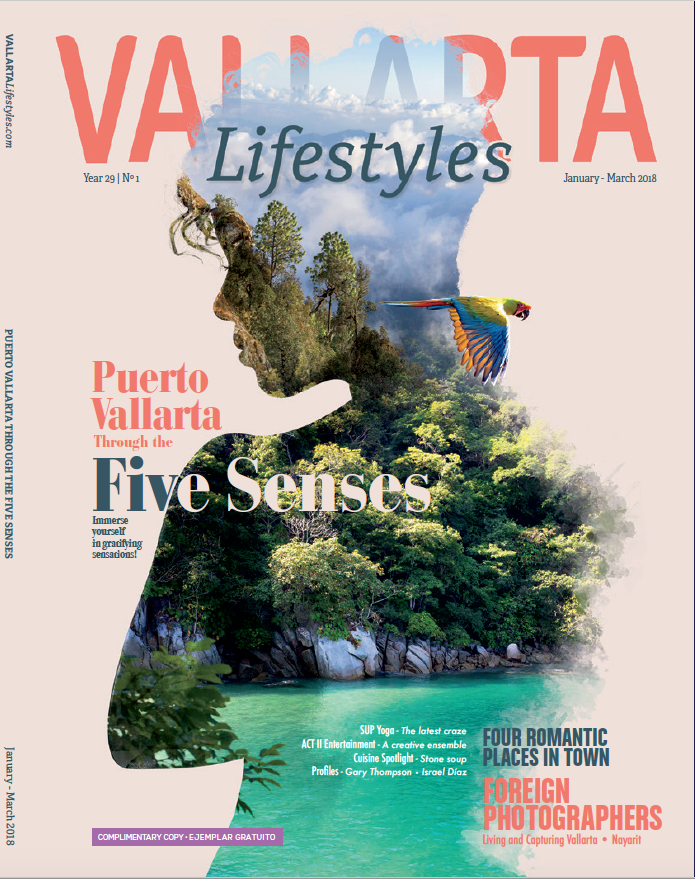 Cover Vallarta Lifestyles enero 2018 - 3